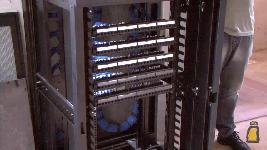 Modernização da infraestrutura de cabeamento de rede